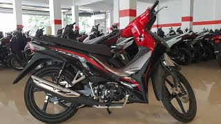 All New Honda Wave110i (2019)