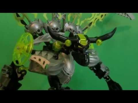 Bionicle Moc Review Primordial Bekom