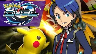 NEW POKEMON MOBILE GAME!! First Impressions! | Pokémon Duel