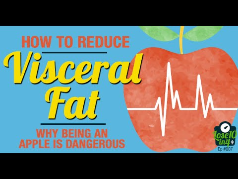 How to Reduce Visceral Fat (aka Belly Fat)