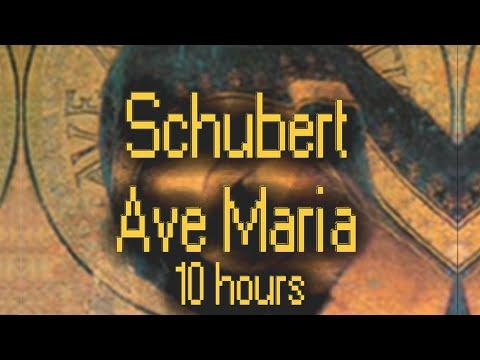 Schubert - Ave Maria (10 Hours)