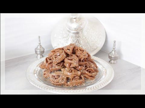 {Spécial Ramadan} Recette : Chebakia Facile | Gâteaux au miel | الشباكية المغربية