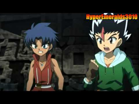 HD Beyblade AMV: The Rise of Duo Uranus