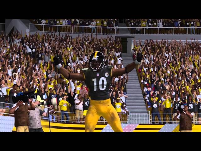Martavis Bryant - Pittsburgh Steelers future offensive star