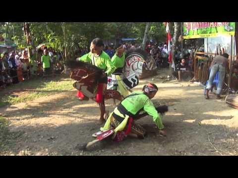 Jaran kepang Turonggo seno tunggorono