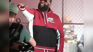 "Yowda X Rick Ross-  BTS Video Shoot ""Brick Man Remix"""
