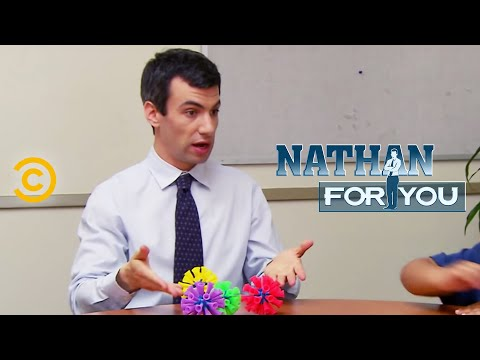 Nathan For You - Toy Company video