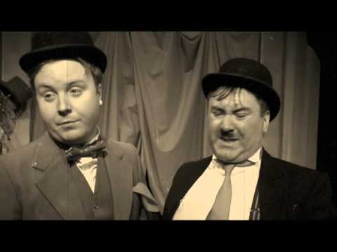Laurel and Hardy by Castle Hill Theatre Group at Craic Theatre Coalisland