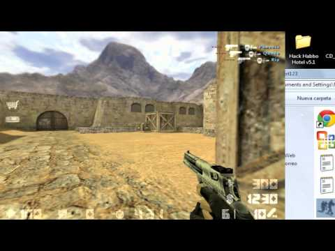 Como descargar Lulo para Counter Strike 1.6 No Steam