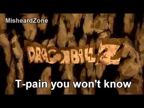 Dragonball Z - We Gotta Power [English Misheard Lyrics]