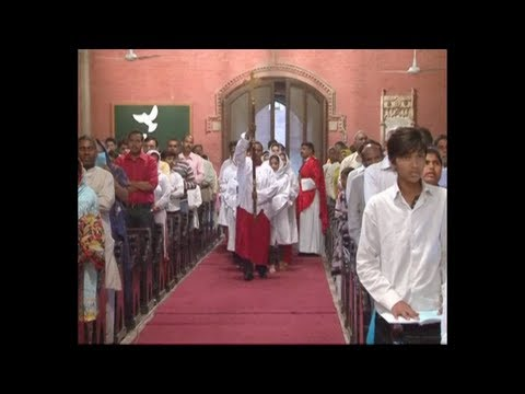 Christians across Pakistan celebrate Palm Sunday with great enthusiasm
