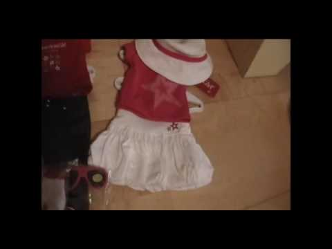 Opening American Girl Items and Mystery Doll from American Girl Place Atlanta