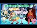 Steven Universe-Fusion Crossover #1 (fan fusion)