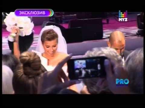 Свадьба Кэти Топурия  - PRO новости