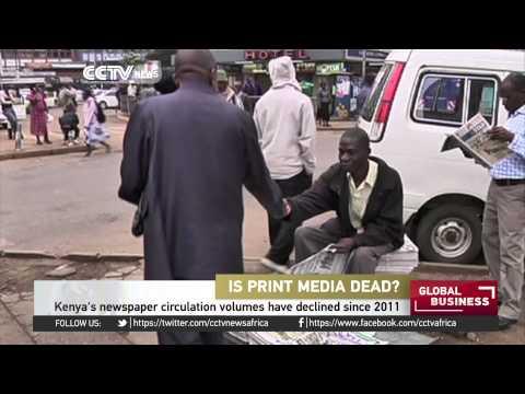 Is Kenya's Print Media Dead?