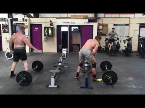Josh Brown Battle of the Beasts 16.1