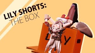 LILY SHORTS: The Box Fox