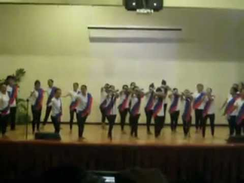 [Champion} Like The Molave - Poetry-in-Motion(Speech Choir) [University of Mindanao]