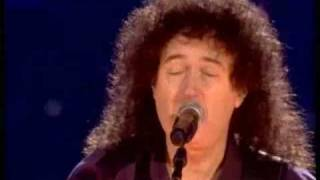 queen+paul rodgers say its not true live