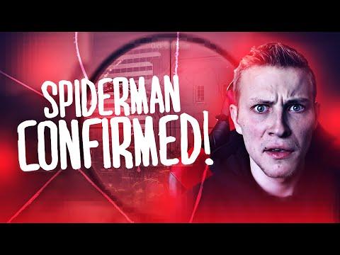 SPIDERMAN CONFIRMED!! (NEW DLC)