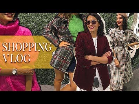 Тренды Осени 2018 | Zara | Mango