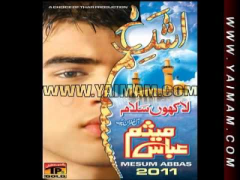 Mesum Abbas Nauha 2011 Nohay 2011 Noha 2011- Jungle Main Sakina video