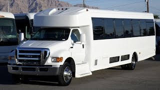 New Bus For Sale - 2015 Ford F650 Starcraft XLT 36RL S19875