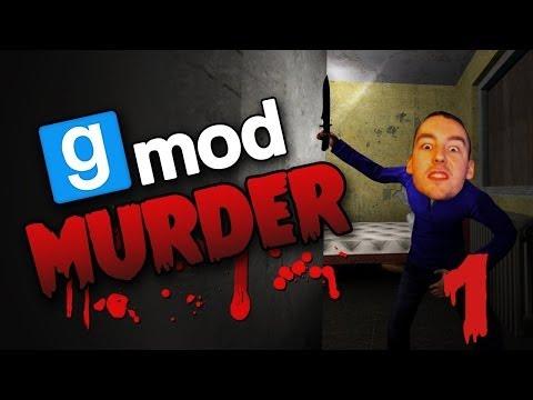 Garrys Mod: Murder #1 - Zaczynamy mordować