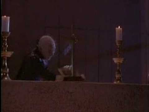 Hellraiser - Pinhead goes berserk in the Church