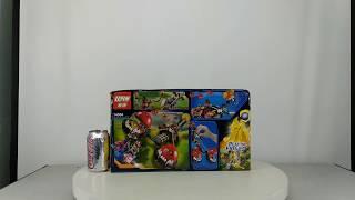 Mở hộp Lepin 14004 Lego Nexo Knights 70314 Beast Master's Chaos Chariot giá sốc rẻ nhất