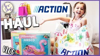 Riesen Action Haul 😍 Our Life Ava and Jade Vlog