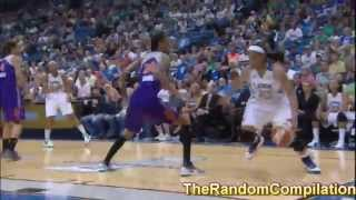 Women Basketball Crossovers Compilation Part 2