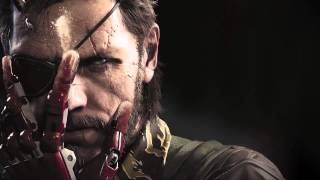 METAL GEAR SOLID V Phantom pain -  Shining Lights, Even in Death Soundtrack