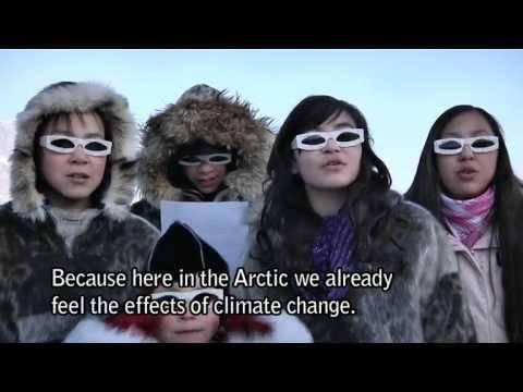 Earth Hour Uummannaq Greenland