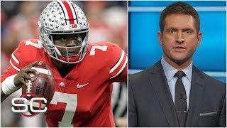Dwayne Haskins to Giants in McShay's Mock Draft: Good or Bad? | SportsCenter