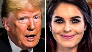 Trump Tries To Claim Immunity Over Hope Hicks' Testimony