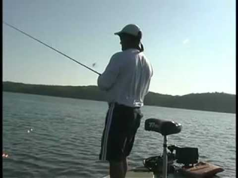 Ledge Fishing With Ben Parker