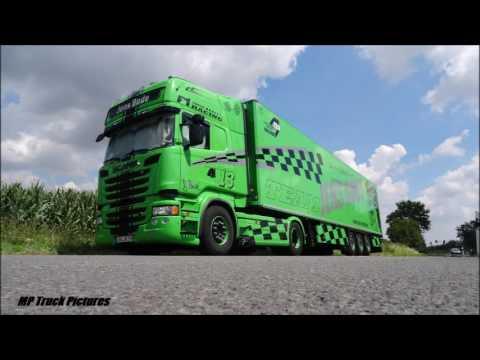Scania R520 V8 TSU Jens Bode