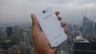 Samsung Galaxy Note II_ First Impressions