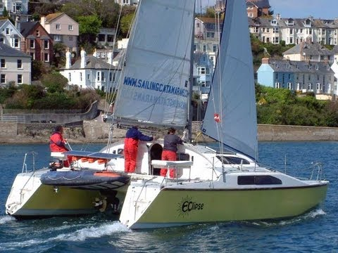 Multihull Sailors Have More Fun!
