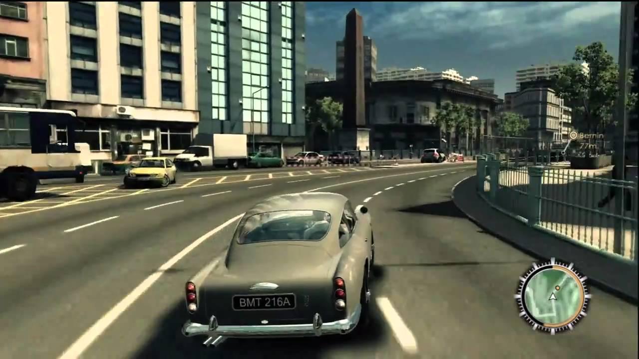 James Bond 007 Blood Stone Walkthrough Level 1 2 Hd