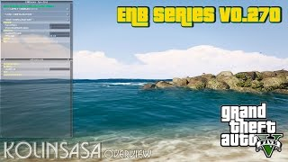 GTA 5 ENB Series v0.270