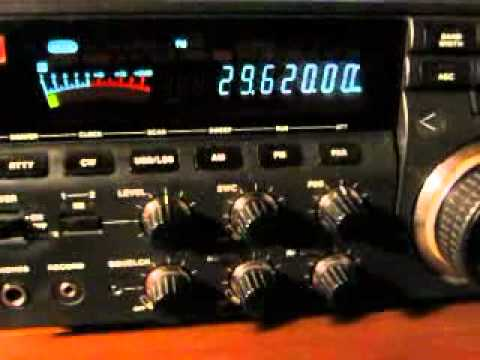 Ham Radio DX: KQ2H New York 10 m FM Repeater received in Germany