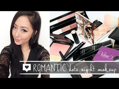 TUTORIAL: Romantic Date Night Makeup feat. Tom Ford, Cle de Peau + SK-II