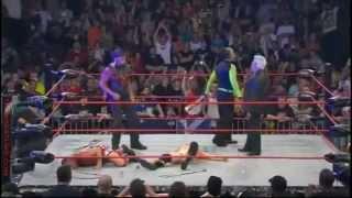 Jeff Hardy HEEL TURN TNA
