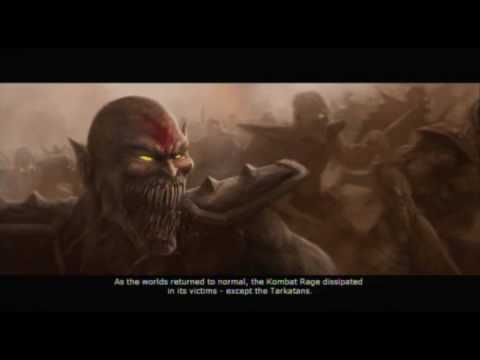 Mortal Kombat VS DC Universe: Baraka's Ending Video