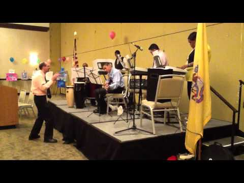 Westbridge Academy's West Street Band performs in Princeton ASAH Awards Show