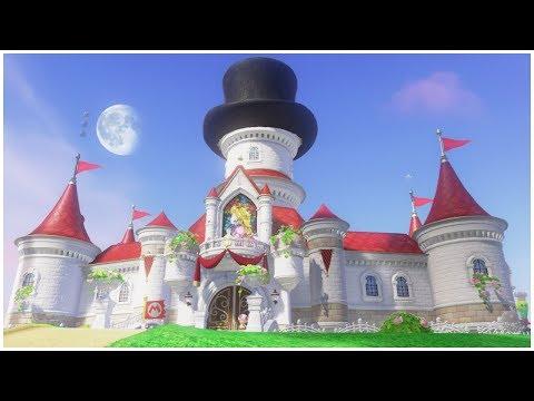 蘑菇王國最完整攻略(上) 奧德賽 Super Mario Odyssey