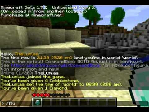 Обзор плагина Flight для Minecraft