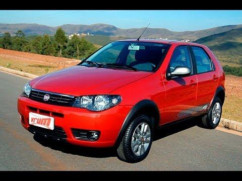 VRUM - Fiat Palio Way 2015 [Teste]